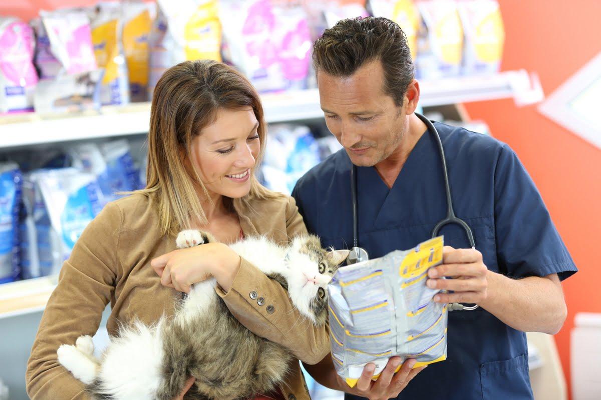 Etichette cibo per animali